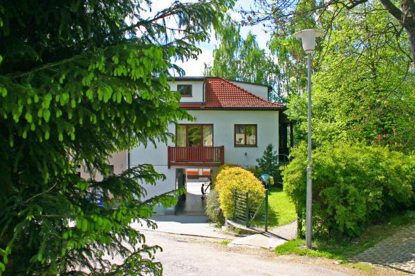 Ubytování Lipno - Penzion Frymburk