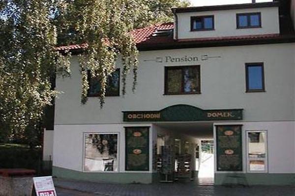 Ubytování Lipno - jižní Čechy - Penzion ve Frymburku