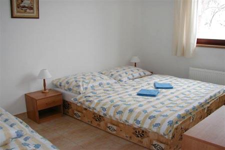 Ubytování Lipno - Penzion ve Frymburku - pokoj