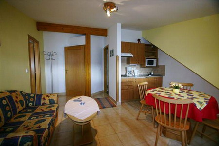Ubytování Lipno - Penzion ve Frymburku - apartmán